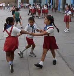 Se destaca Cuba en la protección de los derechos del niño.
